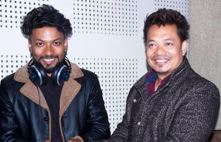 प्रसाद' फिल्ममा विक्रमको स्वर