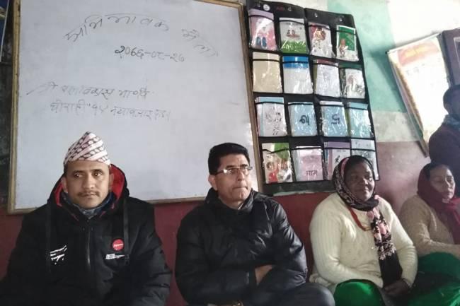 बाल –बिकास माबिमा छ सदस्य तदर्थ समिति गठन