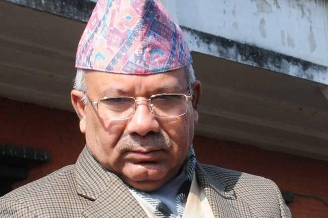 निर्दाेष छु नेता नेपाल