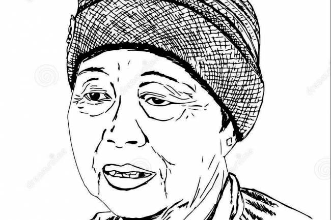 बागलुङकी ६५ वर्षीया बृद्धामा  कोरोना