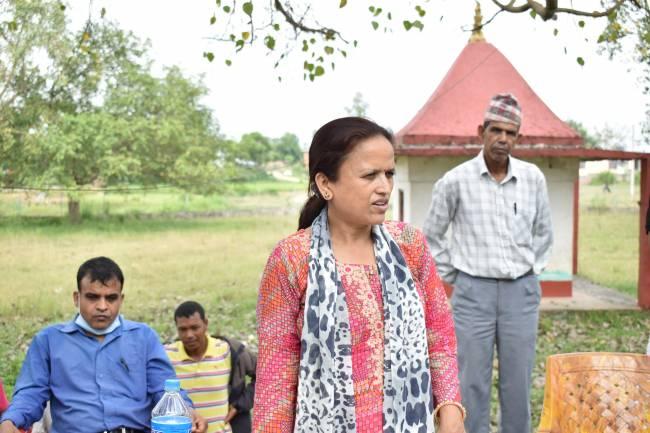भालुवाङ राजधानी हुदा सबैलाई न्याय हुन्छ –पूर्व मन्त्री शर्मा