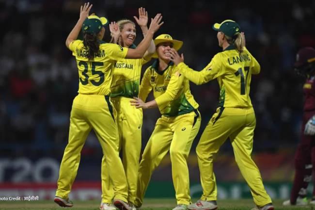 महिला विश्वकप क्रिकेटः अष्ट्रेलिया फाइनलमा, वेष्ट इन्डिज आउट